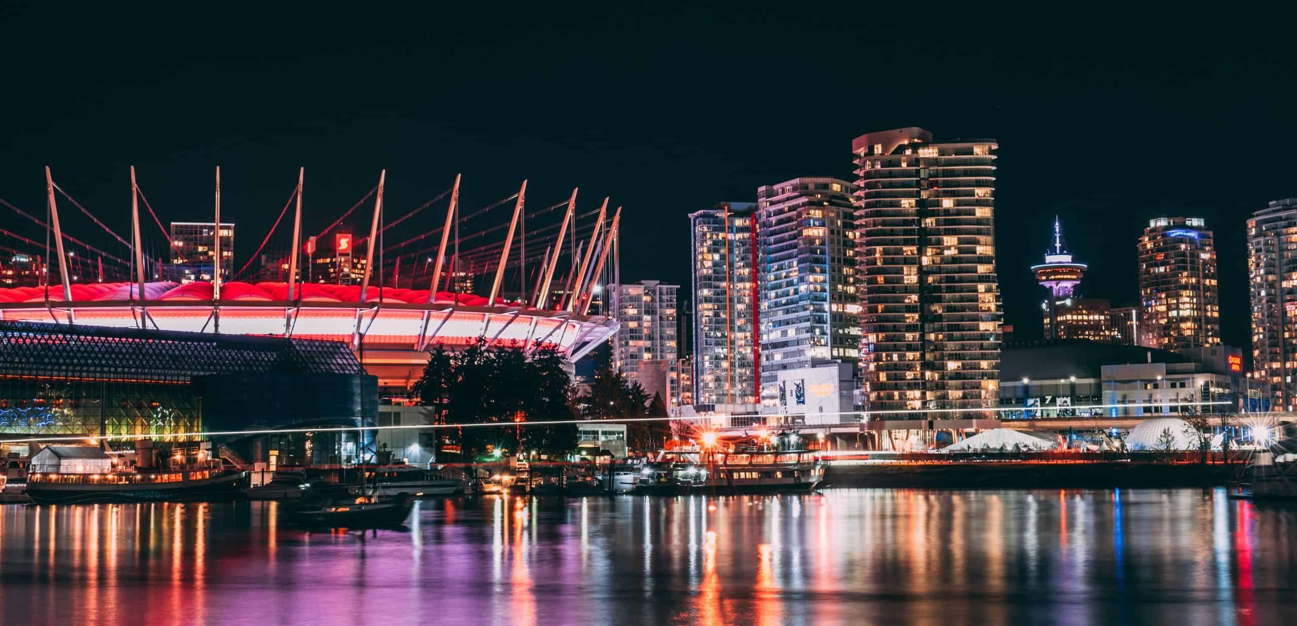 Vancouver BC Place