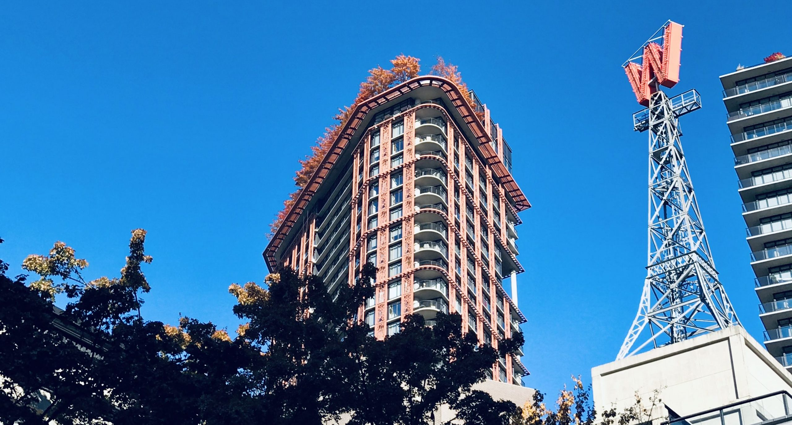 Iconic Woodwards Building - East Vancouver Condos for Sale